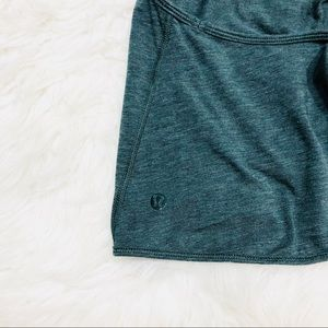 Lululemon crossback tank with built in bra